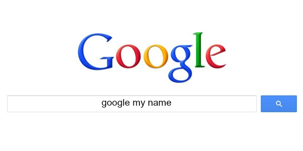 Google My Name