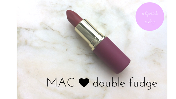 mac double fudge aliexpress review