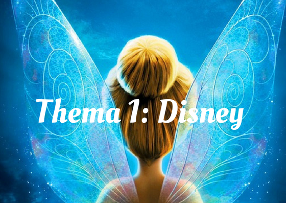 thema disney bloggers battle